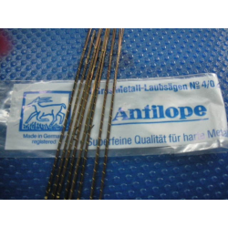 Piłki Włosowe Antilope 0-3/0