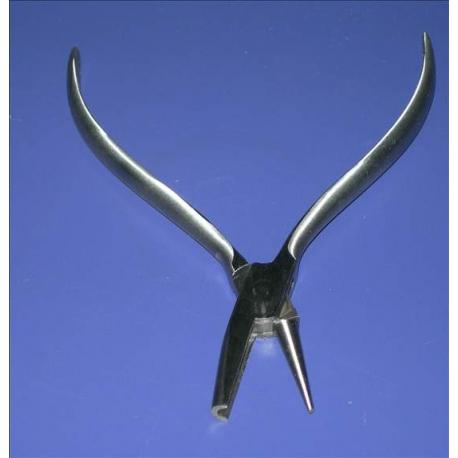 Kleszcze Wklęsło-Półokrągłe 130mm