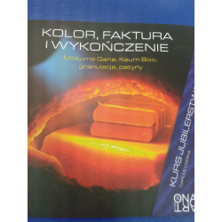 "Książka ""Kolor, Faktura..."""