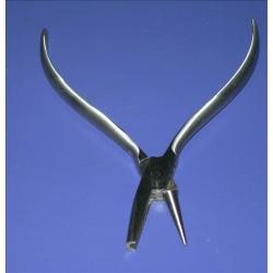 Kleszcze Wklęsło-Okrągłe 130mm